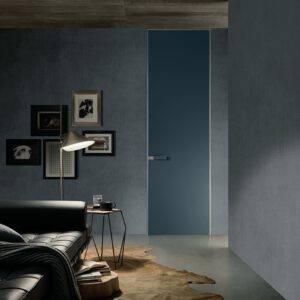 Rimadesio Moon deur met onzichtbaar kozijn