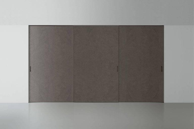 design grote gekleurde schuifdeuren op maat