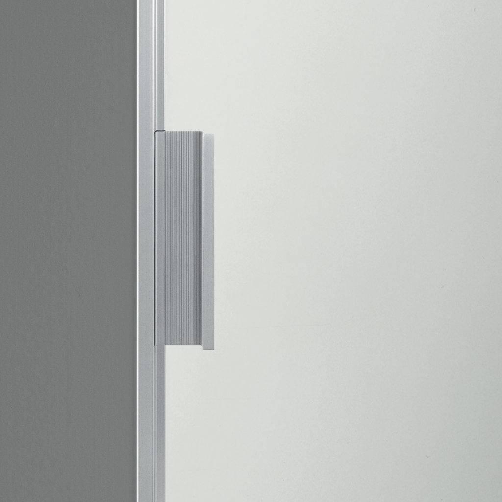 rimadesio velaria schuifdeur greep in aluminium