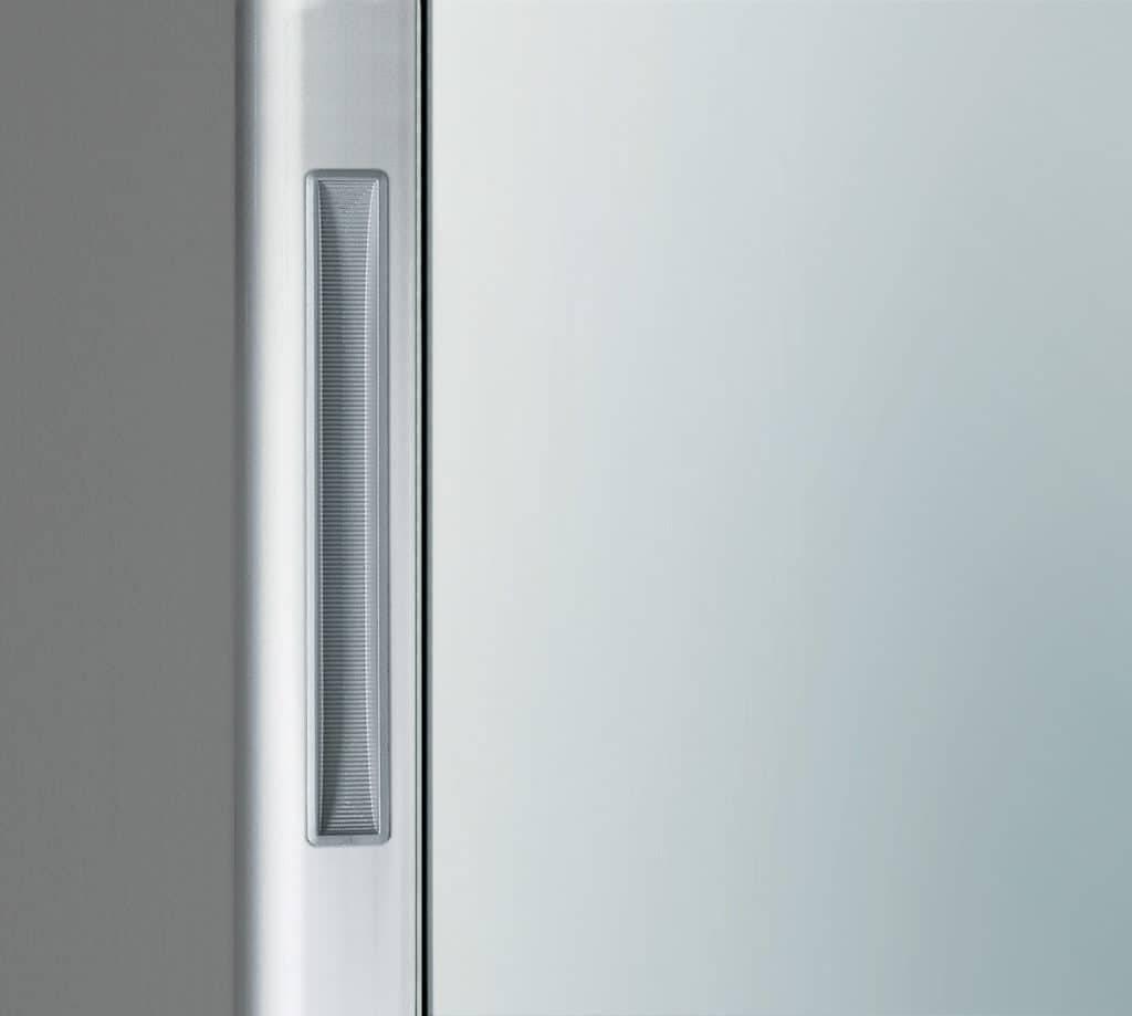 1090 geïntegreerde greep in aluminium