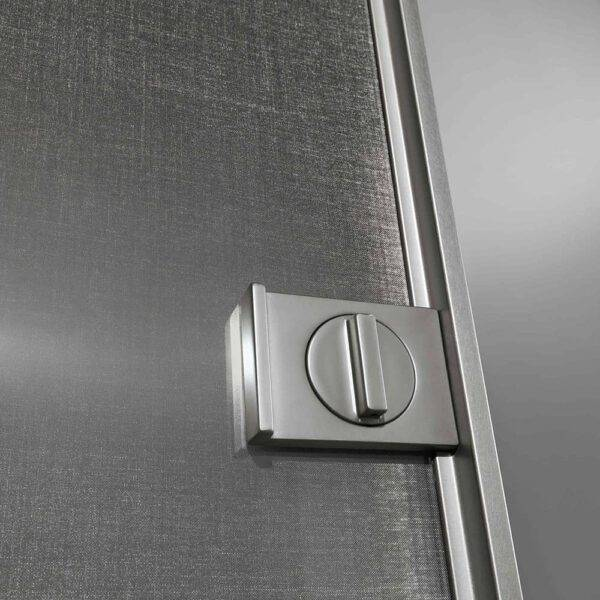 moderne aluminium deurgreep voor schuifdeur