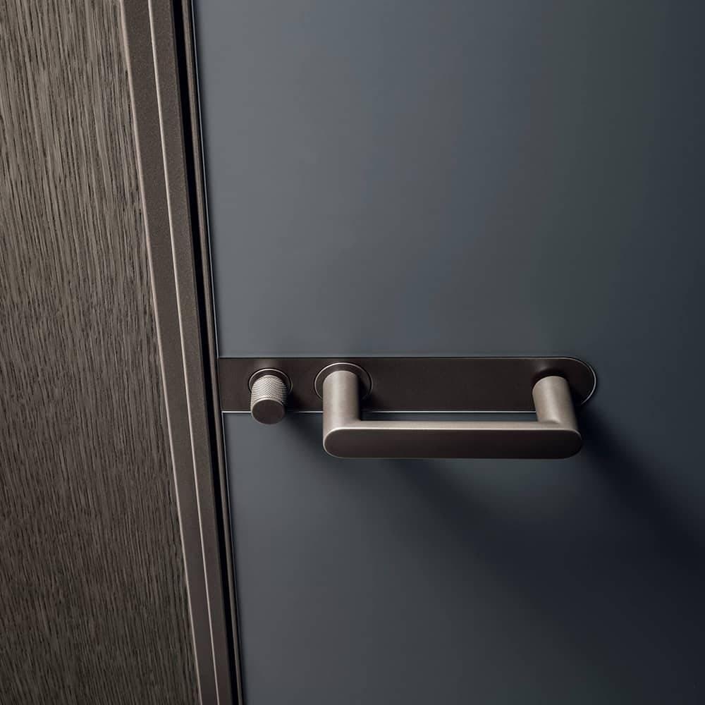 deurgreep link+ aluminium