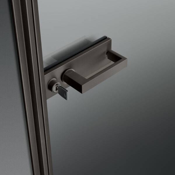 design aluminium deurgreep