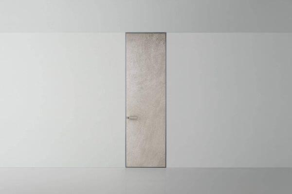 luxe kozijnloze binnendeur in keramiek Rimadesio Moon
