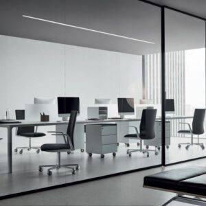 Rimadesio Flat 05 bureau