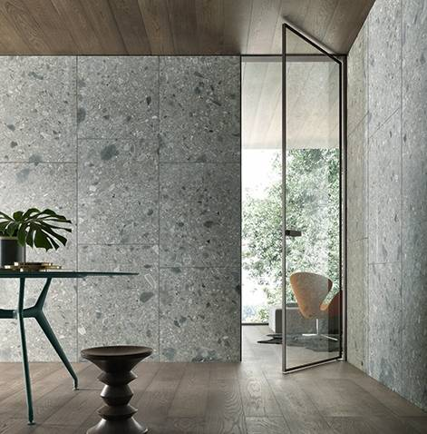 aluminium glazen binnndeur taatsdeur met transparant glas op maat gemaakt, rimadesio vela