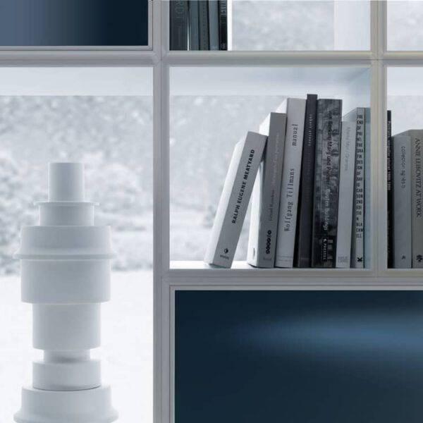 design boekenkast woonkamer italiaans design rimadesio opus