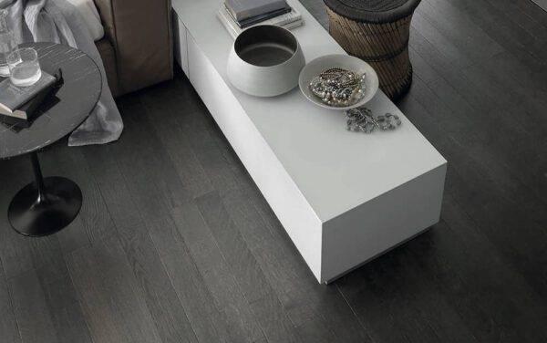 design wit nachtkastje met lade rimadesio self