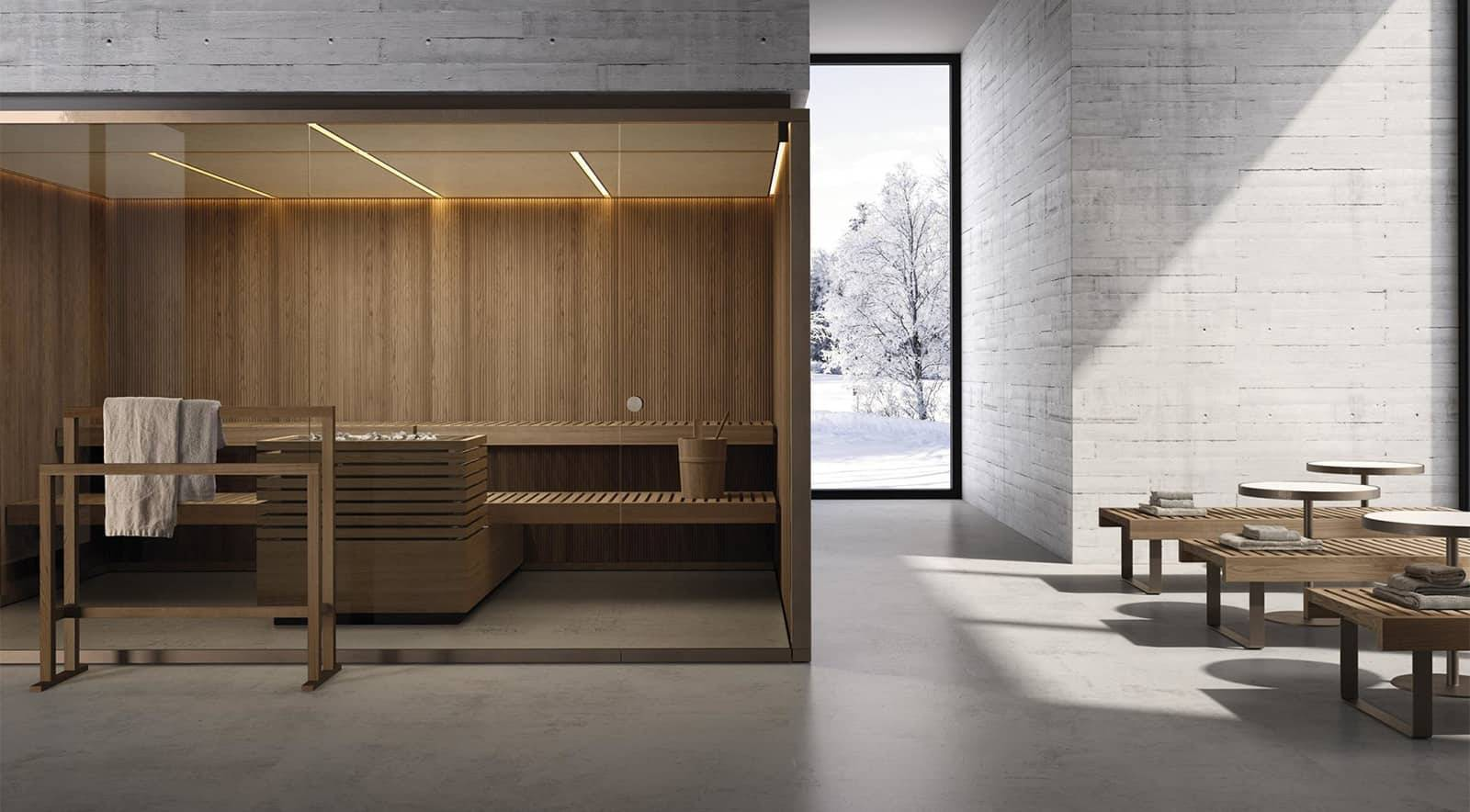 design stoombad en sauna op maat effegibi bodylove