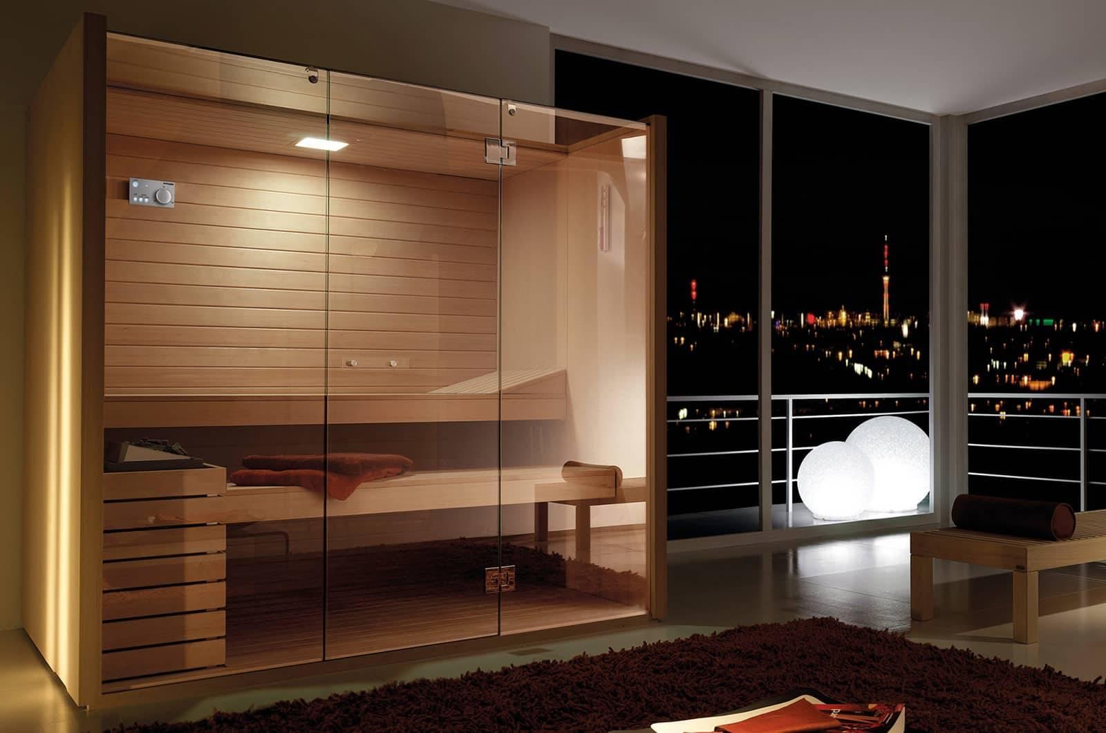 luxe finse sauna op maat italiaans design effegibi sky