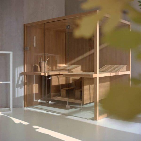 luxe maatwerk wellness badkamer italiaans design effegibi air
