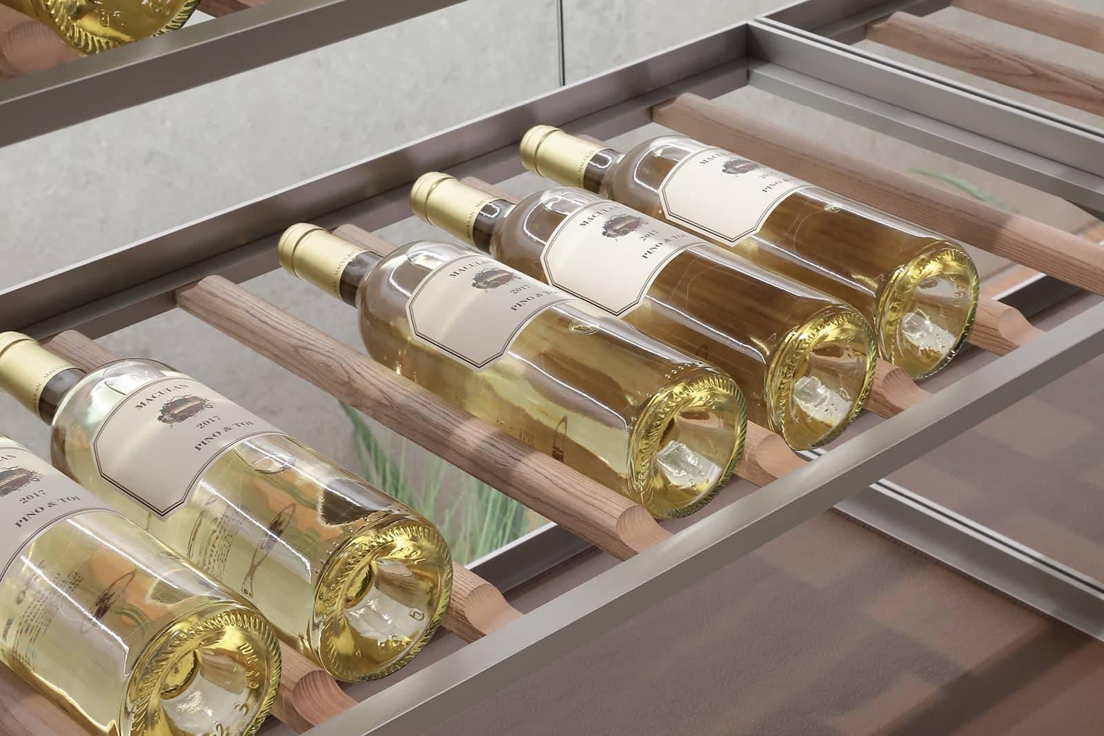 luxe wijnkast op maat rimadesio cover italiaans design