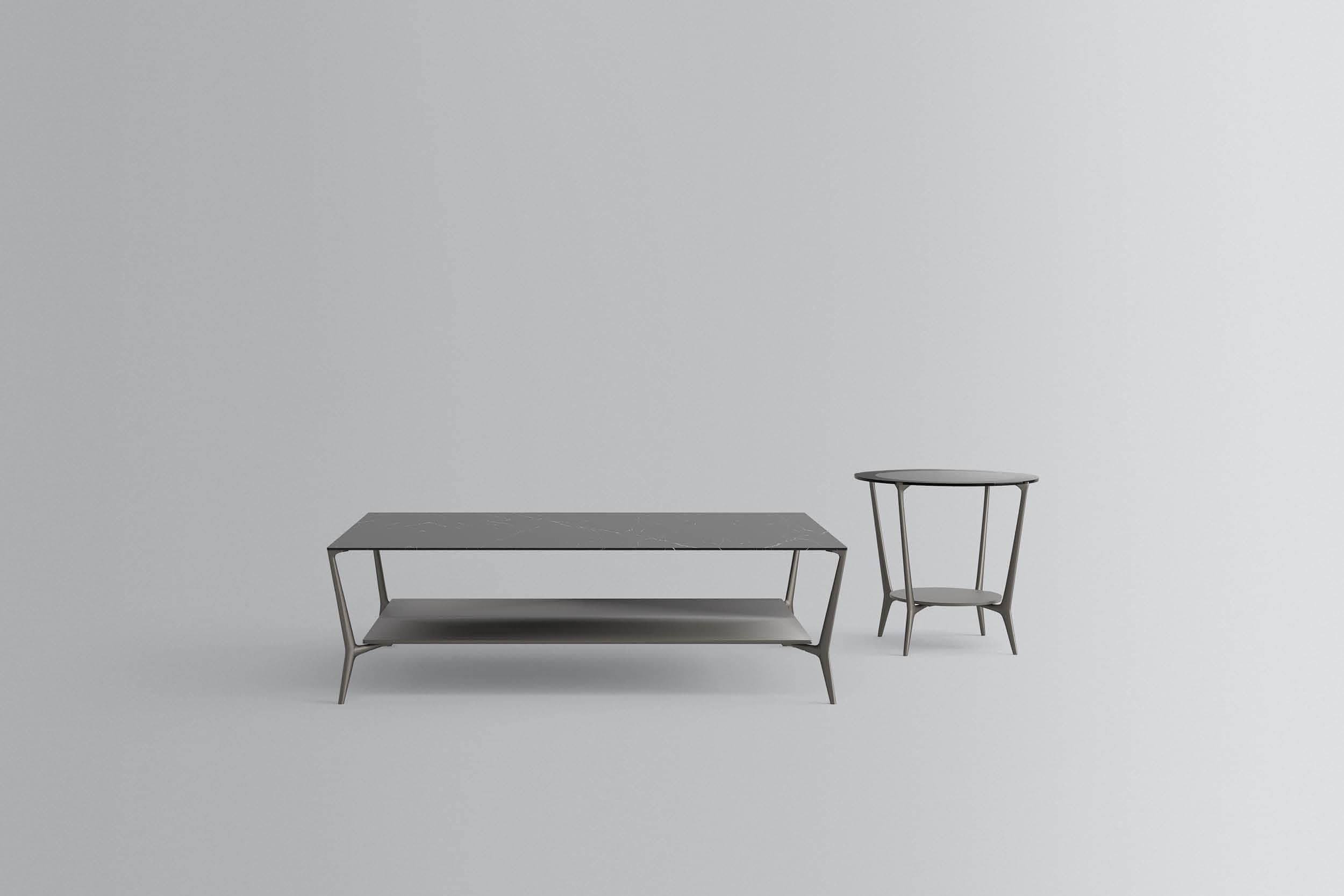 rimadesio planet salontafel rechthoekige en rond italiaans design