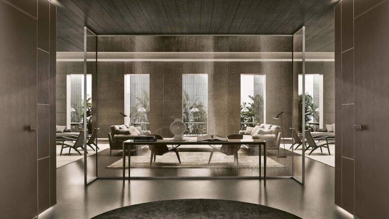 decoratieve-wandpanelen-keramiek-leder-lounge-ruimtes-rimadesio-modulor