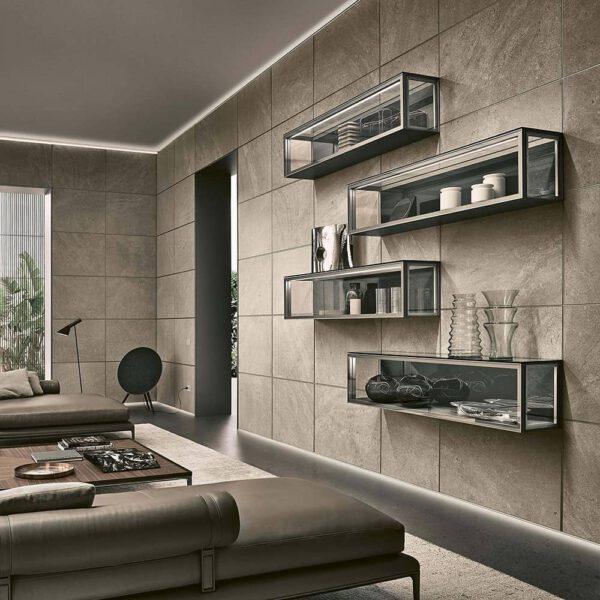 moderne-wandpanelen-met-glazen-vitrines-rimadesio-modulor