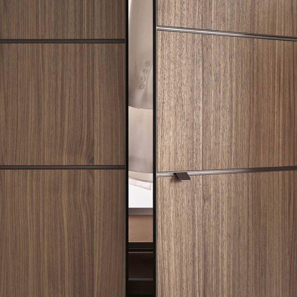 notenhouten-slaapkamer-garderobekasten-italiaans-design-rimadesio-amsterdam