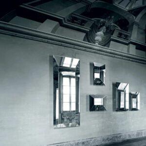 Glasitalia Design Spiegel Leon Battista