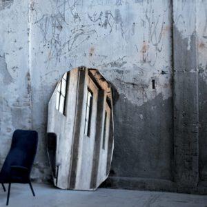 Glasitalia Design Spiegel Kooh-I-Noor
