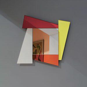 Glasitalia Design Spiegel Gli Specchi di Dioniso *1