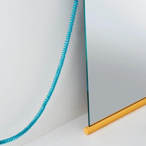 Moderne-Luxe-Design-Italiaanse-Staande-Spiegel-Lamp-GlasItalia