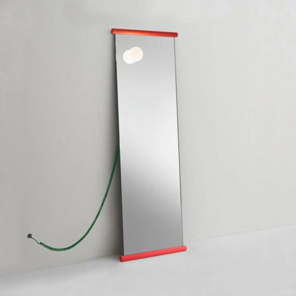 Moderne-Luxe-Spiegel-Italiaanse-Staande-Lamp-GlasItalia