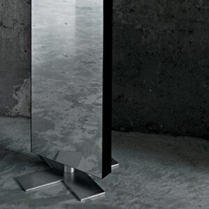 Glasitalia Design Spiegel Giano a Stelo