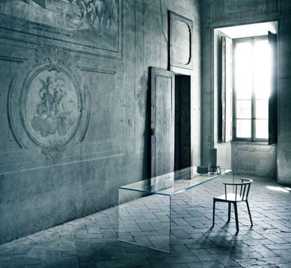 Italiaanse-Bureau-Gegraveerde-Glazen-Transparante-MakeUp-Tafel-Design-moderne-maatwerk-luxe-glasitalia
