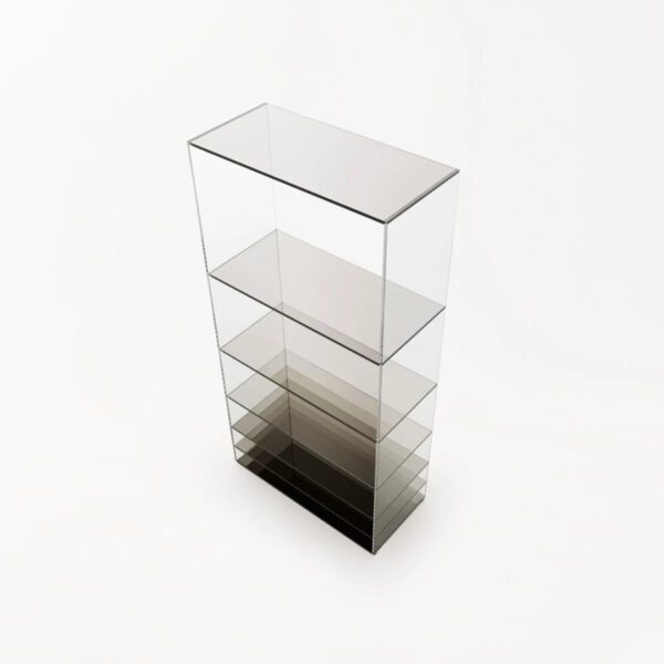 Italiaanse-Design-Glazen-Boekenkast-GlasItalia