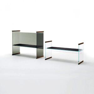Glasitalia design Glazen meubel Diapositive
