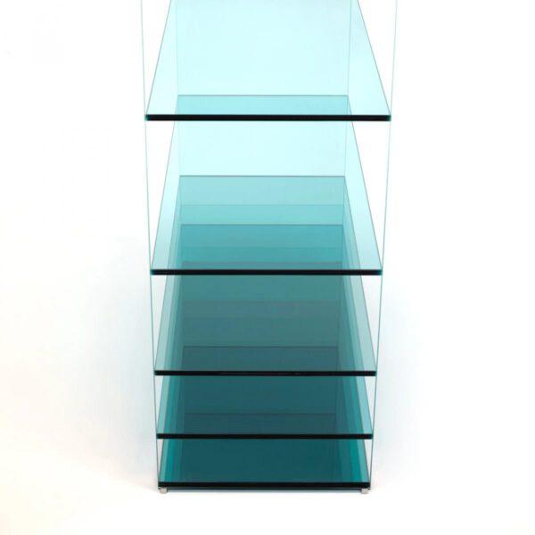 Moderne-Glazen-Boekenkast-GlasItalia