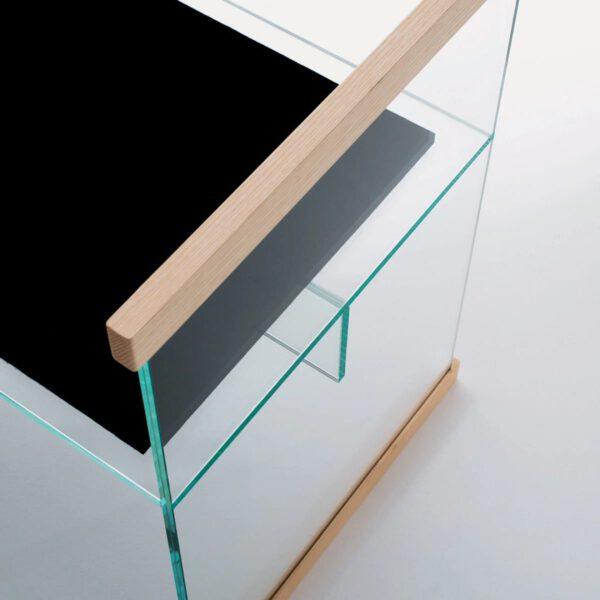 Moderne-Maatwerk-Design-Luxe-Italiaanse-Boekenkast-GlasItalia