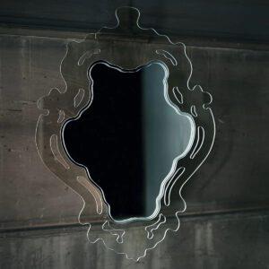 Glasitalia Design Spiegel Rokokò