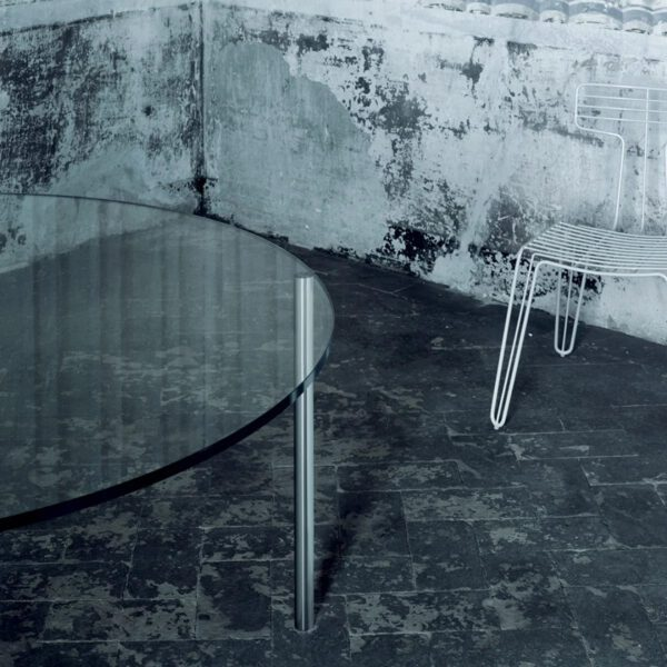 Glazen-italiaanse-tafel-bureau-luxe-moderne-exclusieve-design-ronde-glasitalia