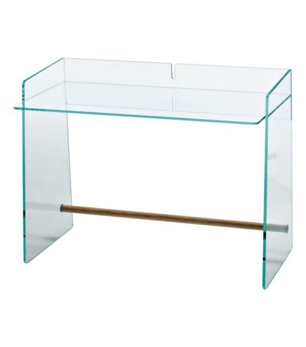 Pirandello-glasitalia-italiaanse-bureau-makeup-tafel-transparante-glazen-luxe-moderne-design-maatwerk