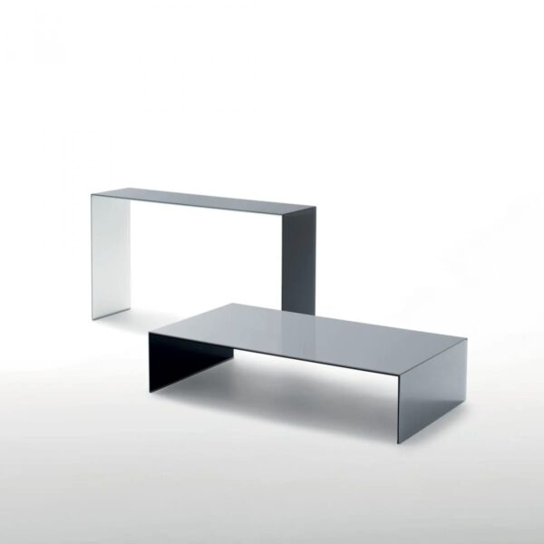 Salontafel-Bijzettafel-Tafel-bureau-MakeupTafel-Gelakte-glazen-design-italiaanse-luxe-exclusieve-glasitalia